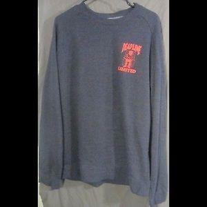 Deadline Grey Sweatshirt 2XL
